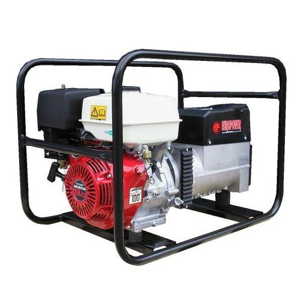Генератор бензиновый Europower EP 200 X 3X230V для ж/д в Белогорске