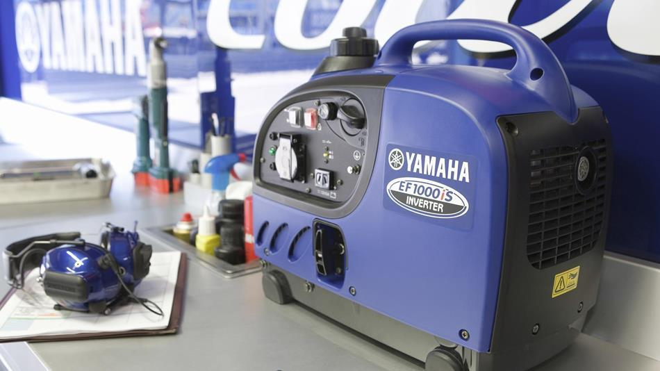 Генератор Yamaha EF1000 в Белогорске