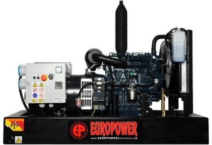 Генератор дизельный Europower EP 163 DE в Белогорске