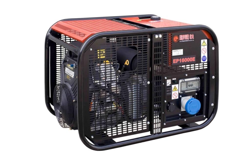Генератор бензиновый Europower EP 16000 E в Белогорске