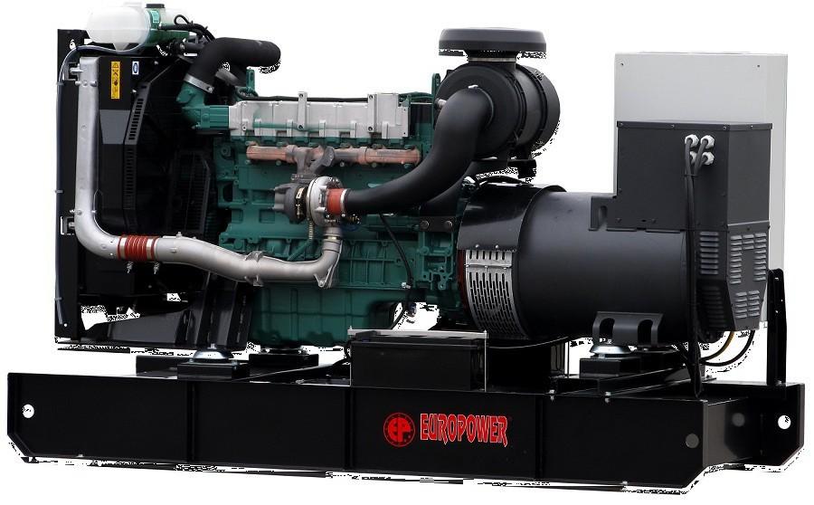 Генератор дизельный Europower EP 315 TDE в Белогорске