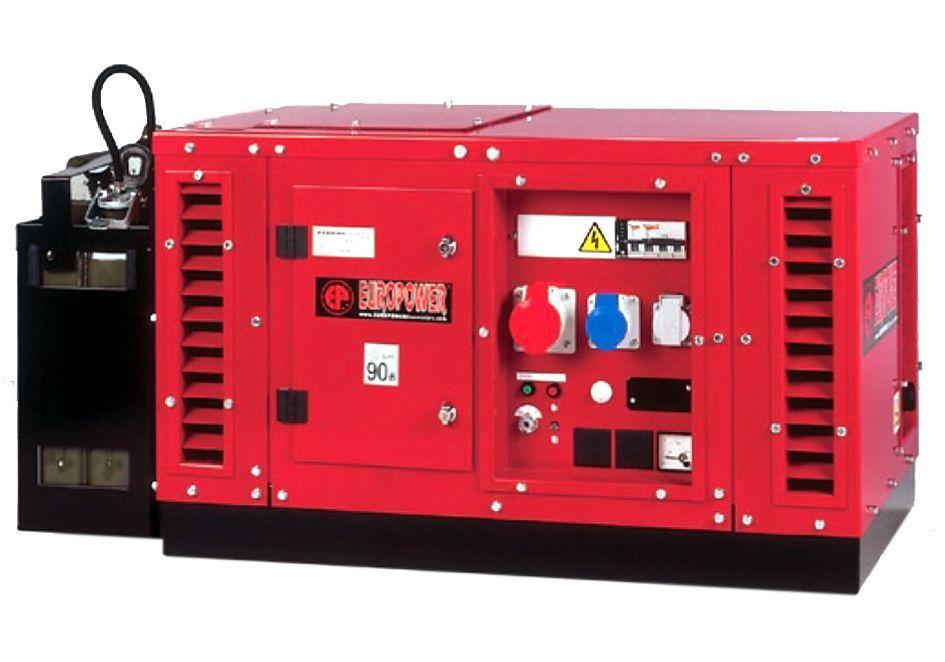 Генератор бензиновый Europower EPS 6000 E в Белогорске