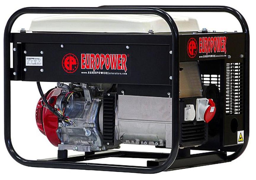 Генератор бензиновый Europower EP 6500 TLN в Белогорске