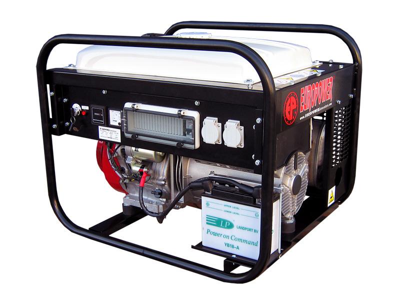 Генератор бензиновый Europower EP 7000 LE в Белогорске