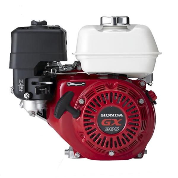 Двигатель Honda GX200 QX4 в Белогорске